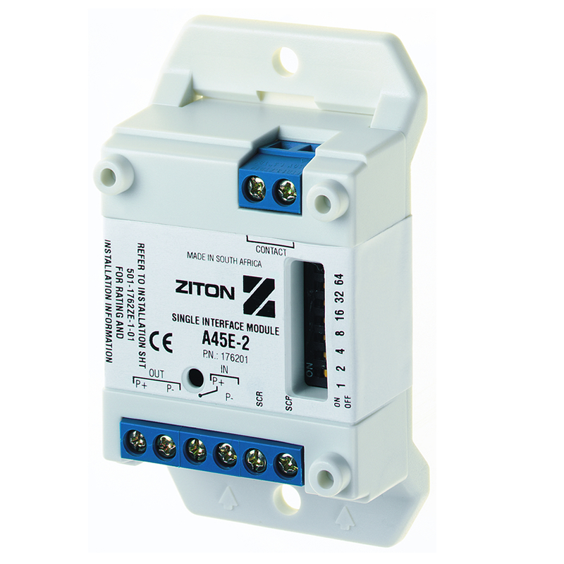 Ziton A Series mini interface unit