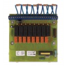 Ziton ZP3 8 way monitored alarm driver board