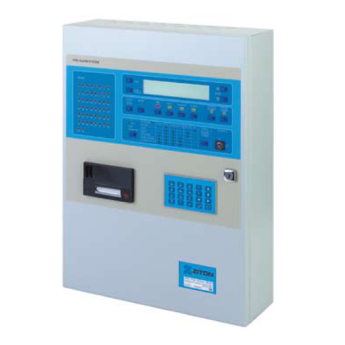 Ziton ZP3 4 loop analogue control panel, 230V, EN54 approved