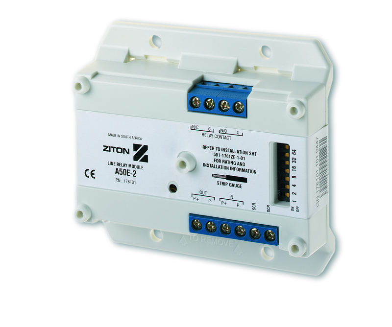 Ziton A Series mini relay unit